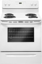 Crosley Electric Range - White Product Image