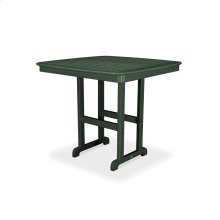 "Green Nautical 44"" Counter Table"