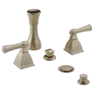 Two-handle Bidet Faucet Product Image