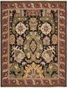 Nourmak Sk70 Black Rectangle Rug 7'10'' X 9'10''