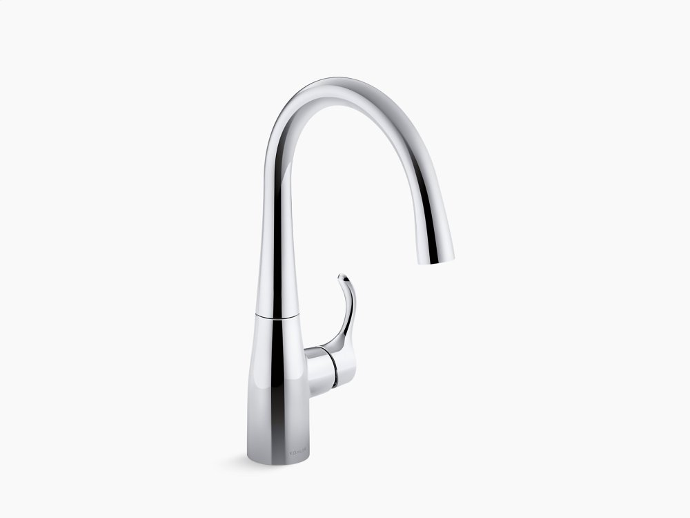 Delicieux Polished Chrome Bar Sink Faucet