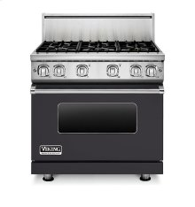 "36"" Sealed Burner Gas Range, Propane Gas"