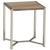 Cosmos Accent Table in Reclaimed