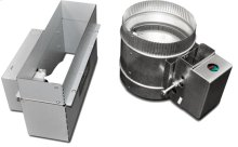 "3-1/4"" x 10"" Make-Up Air Kit"