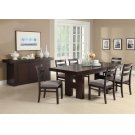 Dabny Casual Cappuccino Five-piece Dining Set Product Image