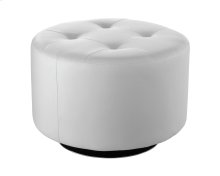 Domani Swivel Ottoman Large - Snow