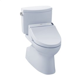 Vespin® II WASHLET®+ C200 Two-Piece Toilet - 1.28 GPF - Cotton