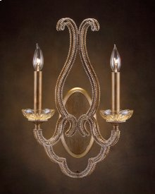 Paris Two-Light Sconce