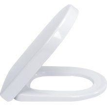 WC-seat and cover - White Alpin