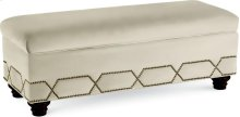 Sojourn Storage Bench (Fabric)