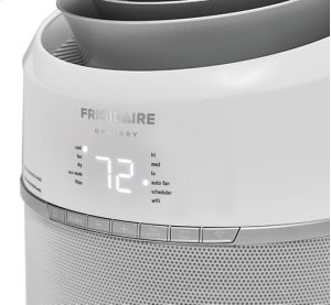 Frigidaire Gallery 12,000 BTU Cool Connect Smart Portable Air Conditioner with Wifi Control
