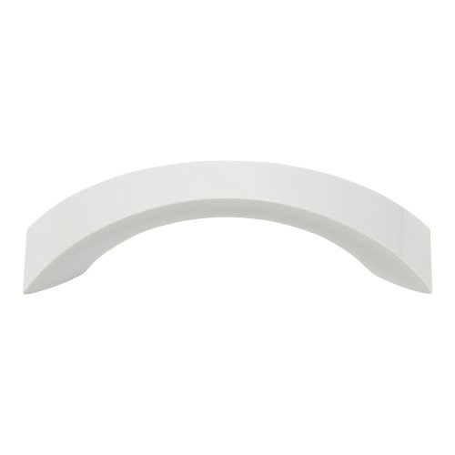 Sleek Pull 3 Inch (c-c) - High White Gloss