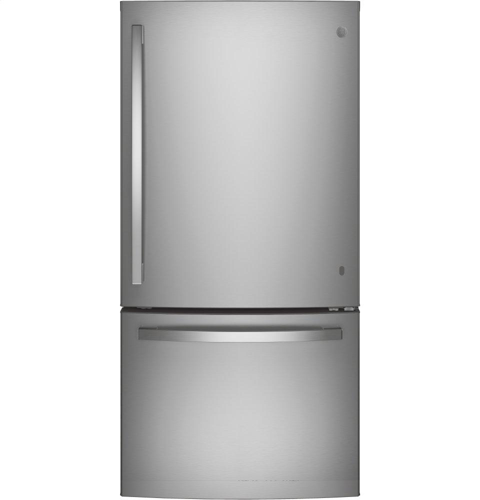 GEEnergy Star® 24.8 Cu. Ft. Bottom-Freezer Drawer Refrigerator