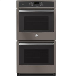 """GE Profile™ Series 27"""" Built-In Double Convection Wall Oven"""