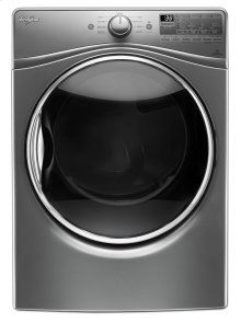7.4 cu.ft Front Load Gas Dryer with Advanced Moisture Sensing, EcoBoost
