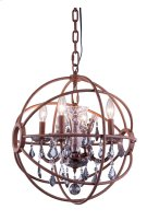1130 Geneva Collection Pendent Lamp Rustic Intent Finish Product Image