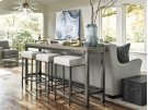 Mitchell Console Table with 3 Stools Product Image