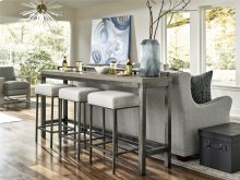 Mitchell Console Table with 3 Stools