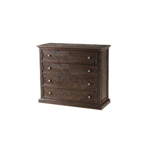 Mersey Chest, Dark Echo Oak