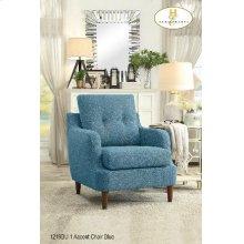 Accent Chair Blue