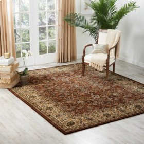 Nourison 2000 2091 Msh Rectangle Rug 3'9'' X 5'9''