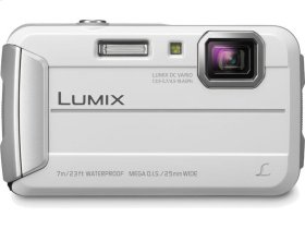 LUMIX DMC-TS25 Active Lifestyle Tough Camera - White