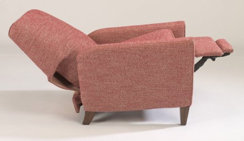 Digby Fabric Power High-Leg Recliner