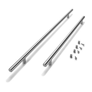 WhirlpoolBottom Mount Refrigerator Euro/Towel Bar Style Handle Kit