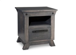 Algoma 1 Drawer Night Stand with Power Management