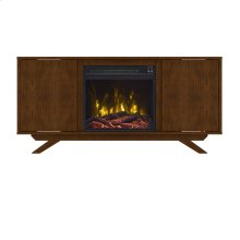 Dalewood TV Stand with Electric Fireplace