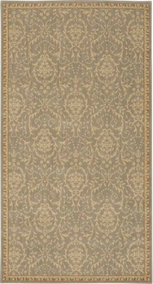 Hard To Find Sizes Riviera Ri02 Bl Rectangle Rug 4' X 7'6''