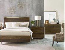 Luna King Panel Bed 6/6 Package