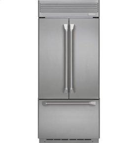 """36"""" Built-In French-Door Refrigerator"""