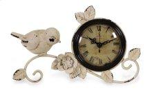 Bird Tabletop Clock