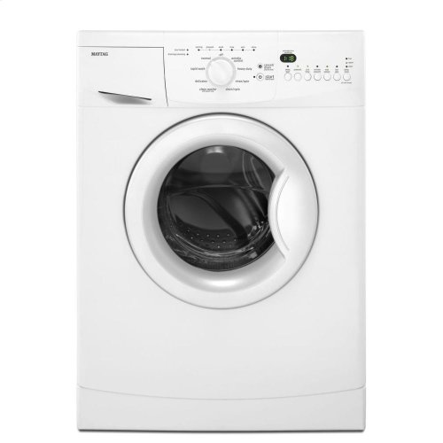2.3 cu. ft. I.E.C.* Capacity Compact Front Load Washer with Versatile Installation