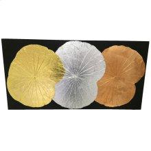 Lotus 5 16x31 Lotus Leaf Art