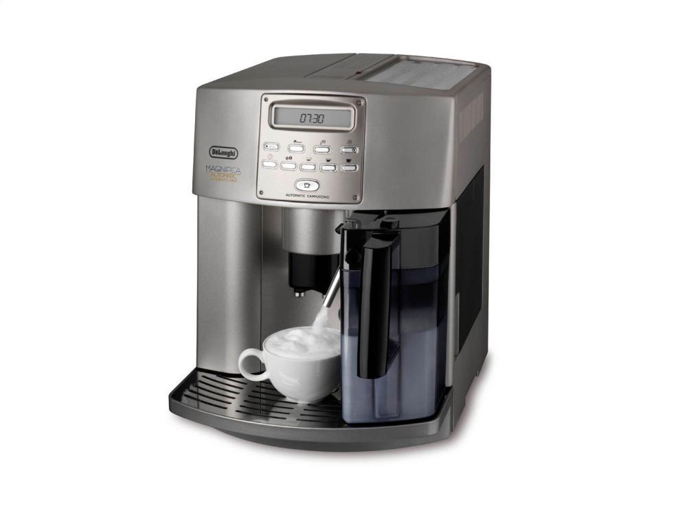 esam3500 in by delonghi in brookfield ct magnifica esam 3500 rh lewwhiteappliance com DeLonghi Magnifica S Cappuccino DeLonghi Esam 3400