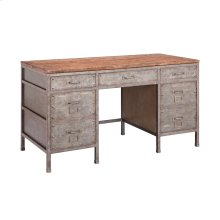 Brownstone Desk