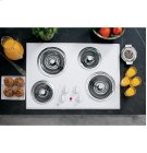 "GE® 30"" Built-In Electric Cooktop Product Image"