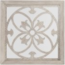 Sunset Point Decorative Square Mirror Product Image