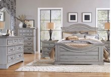 Stonebrook antique gray finish