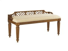 Plantain Bed Bench
