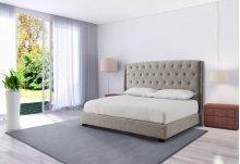 Christina Sandstone - King Size Bed
