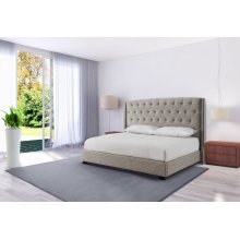 Christina Sandstone - King Size Bed