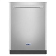 Maytag® Quiet Large Capacity Dishwasher with PowerDry Option - Fingerprint Resistant Stainless Steel