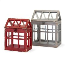 TY Berry Patch Terrariums - Set of 2