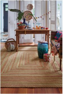 Homecoming Wheatfield Braided Rugs