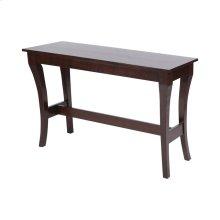 Sadler Dark Raisin Metroconsole Table