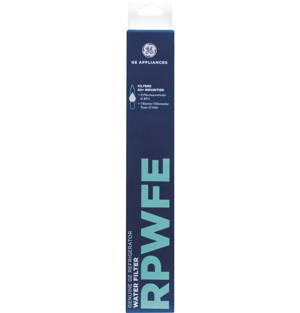 hidden additional ge rpwfe water filter