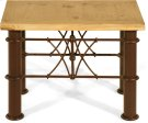 Lamp Table Iron Base Product Image
